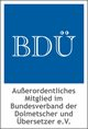 Außerordentliches Mitglied des BDÜ
